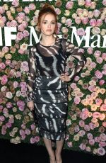 HOLAND RODEN at Women in Film Max Mara Face of the Future Reception in Los Angeles 06/12/2017