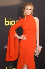 HOLLY HUNTER at The Big Sick Premiere in Los Angeles 06/12/2017