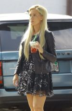 HOLLY MADISON Out and About in West Hollywood 06/07/2017