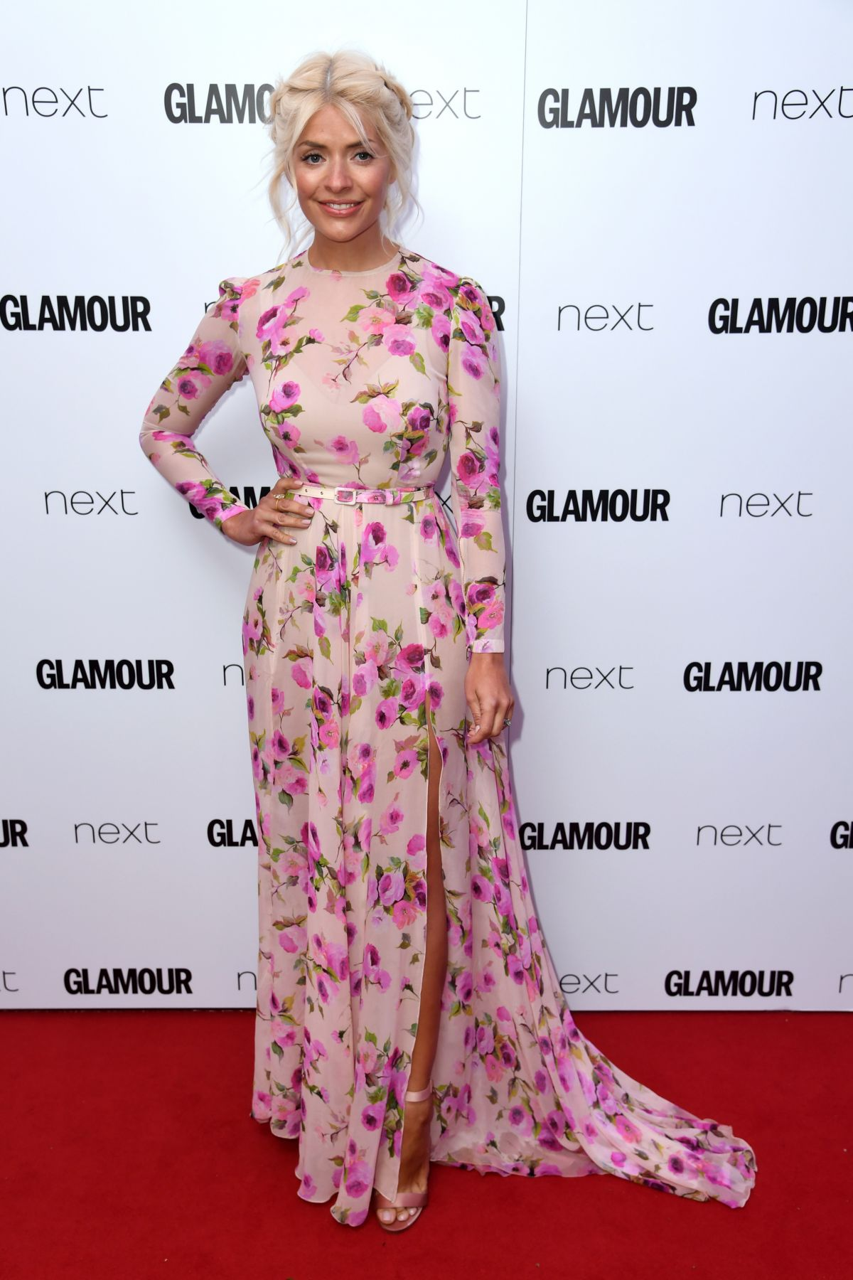 HOLLY WILLOGHBY at Glamour Women of the Year Awards in London 06/06/2017
