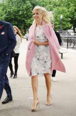 HOLLY WILLOUGHBY at ITV Studios in London 06/05/2017