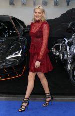 STEPHANIE PRATT at Transformers: The Last Knight Premiere in London 06/18/2017