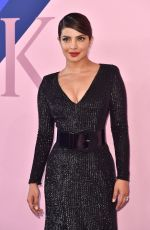PRIYANKA CHOPRA at CFDA Fashion Awards in New York 06/05/2017