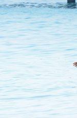GWYNETH PALTROW in Bikini at a Beach in Marbella 06/24/2017