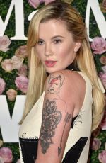 IRELAND BALDWIN at Women in Film Max Mara Face of the Future Reception in Los Angeles 06/12/2017
