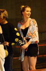 IRELAND BALDWIN Night Out in West Hollywood 06/24/2017