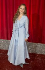ISOBEL STEELE at British Soap Awards in Manchester 06/03/2017