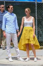 IVANKA TRUMP and Jared Kushner Out and About in Washington D.C. 06/24/2017