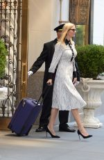 IVANKA TRUMP Leaves Her Apartment in New York 06/11/2017