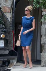 IVANKA TRUMP Leaves Her House in Washington 06/19/2017