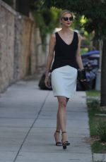 IVANKA TRUMP Out and About in Washington 06/02/2017