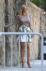 IVANKA TRUMP Out in Washington D.C. 06/21/2017