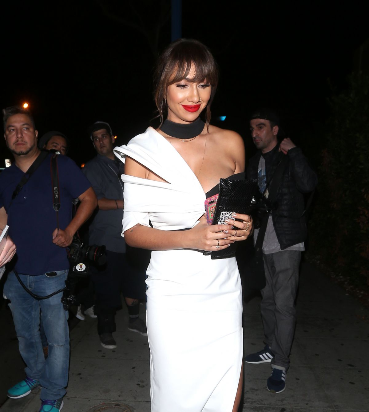 JACKIE CRUZ at Delilah in West Hollywood 06/16/2017
