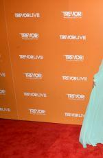 JACKIE CRUZ at Trevorlive Fundraiser in New York 06/19/2017