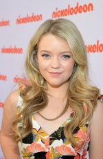 JADE PETTYJOHN at Thundermans 100th Episode Celebration in Hollywood 06/28/2017