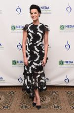 JAIMIE ALEXANDER at 15th Annual Benefit Gala: An Evening Unmasking Eating Disorders in New York 06/15/2017
