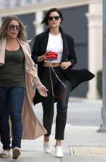JAIMIE ALEXANDER Out and About in West Hollywood 05/31/2017