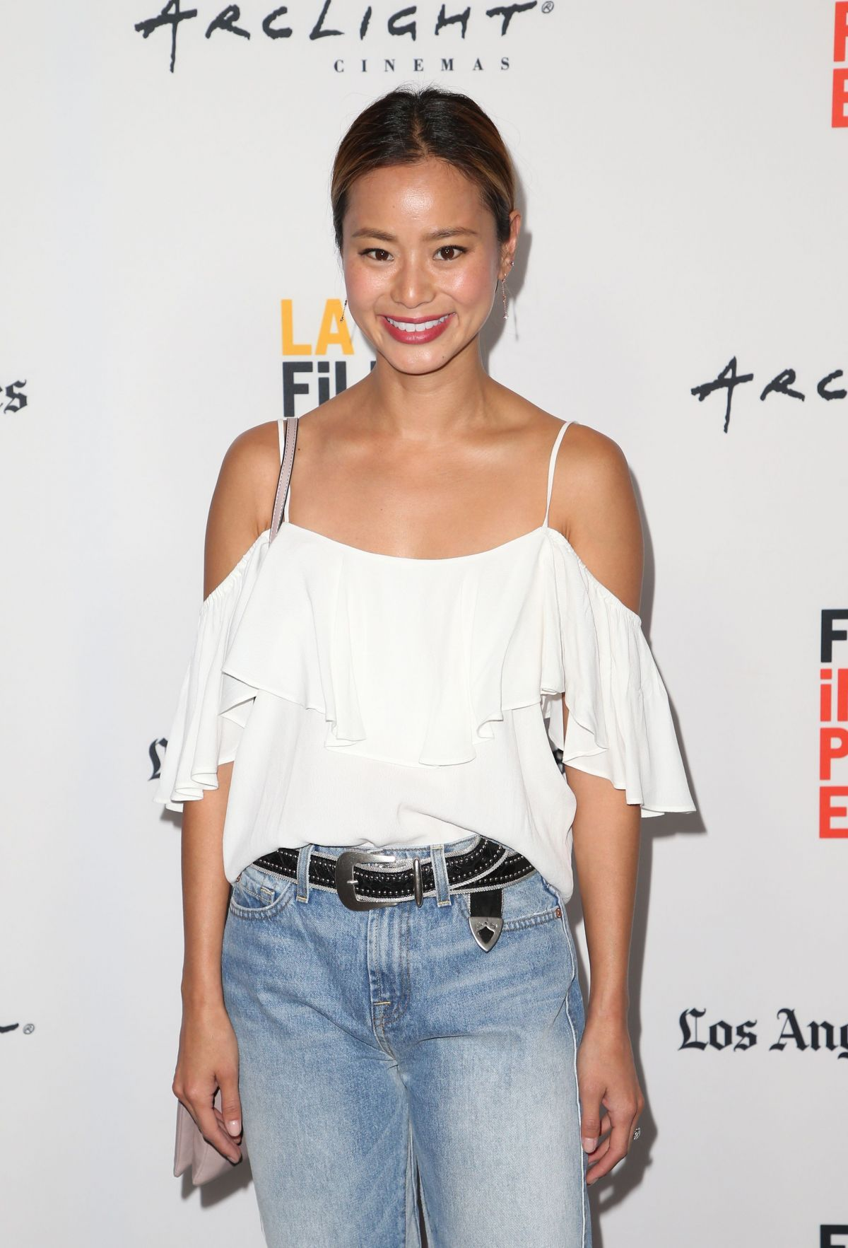 JAMIE CHUNG at Sun Dogs Premiere in Los Angeles 06/18/2017
