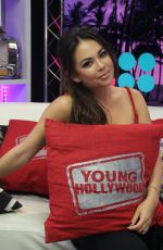 JANEL PARRISH at Young Hollywood Studio 06/05/2017