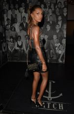 JASMINE TOOKES at Catch LA in West Hollywood 06/23/2017
