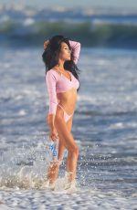 JEANA TURNER on the Set of 138 Water Photoshoot in Malibu 06/15/2017
