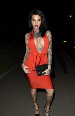 JEMMA LUCY Night Out in Marbella 06/16/2017