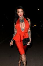 JEMMA LUCY Night Out in Spain 06/16/2017