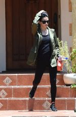 JENNA DEWAN Out and About in Los Angeles 06/09/2017