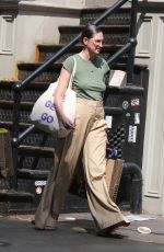 JENNA LYONS Out and About in New York 06/18/2017