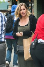 JENNIE GARTH Out and About in New York 06/09/2017