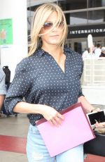 JENNIFER ANISTON at LAX Airport in Los Angeles 06/23/2017