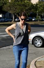 JENNIFER GARNER Out and About in Brentwood 06/09/2017
