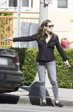JENNIFER GARNER Out in Los Angeles 06/12/2017