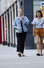 JENNIFER LAWRENCE Out and About in New York 06/15/2017