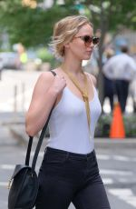 JENNIFER LAWRENCE Out and About in New York 06/22/2017