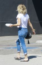 JENNIFER LAWRENCE Out for Lunch in Los Angeles 06/25/2017