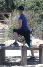 JENNIFER LAWRENCE Out Hiking in Hollywood Hills 06/27/2017