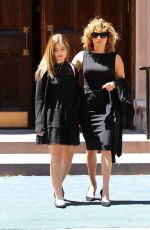 JENNIFER LOPEZ and SARAH JEFFRY on the Set of Shades of Blue in New York 06/20/2017