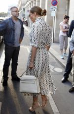JENNIFER LOPEZ at Louvre in Paris 06/17/2017