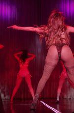 JENNIFER LOPEZ Performs at a Show in Las Vegas 06/02/2017