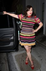 JENNIFER TILLY at Catch LA in West Hollywood 06/03/2017