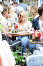 JESS WOODLEY at Bluebird Cafe in London 06/15/2017