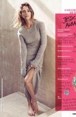 JESSICA ALBA in Cosmopolitan Magazine, Australia July 2017