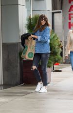 JESSICA BIEL Out Shopping at Whole Foods in New York 06/07/2017