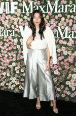 JESSICA GOMES at Women in Film Max Mara Face of the Future Reception in Los Angeles 06/12/2017