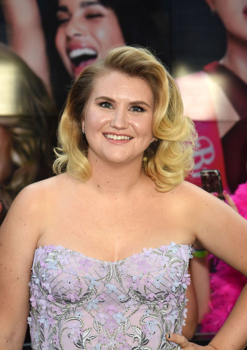 JILLIAN BELL at Rough Night