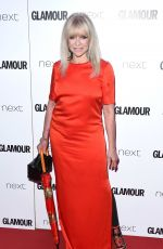 JO WOOD at Glamour Women of the Year Awards in London 06/06/2017