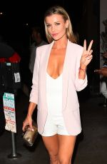 JOANNA KRUPA at Catch LA in West Hollywood 06/02/2017