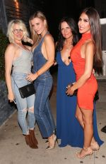 JOANNA KRUPA at Giorgio Baldi in Santa Monica 06/17/2017
