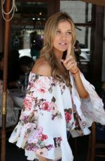 JOANNA KRUPA Leaves Il Pastaio in Beverly Hills 06/12/2017